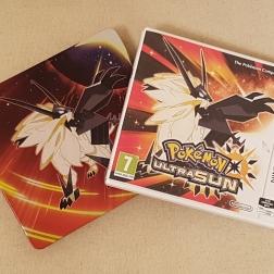 Pokemon Ultra Sun and tin