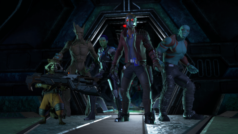 Guardians team
