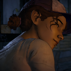 Clem from Telltale The Walking Dead