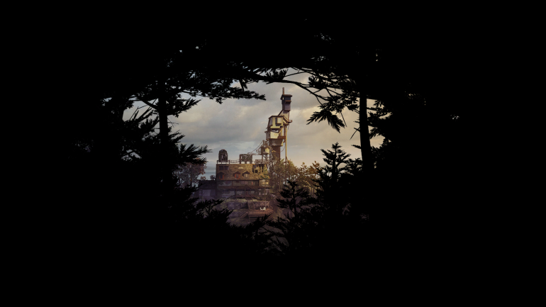 The family home from What Remains of Edith Finch