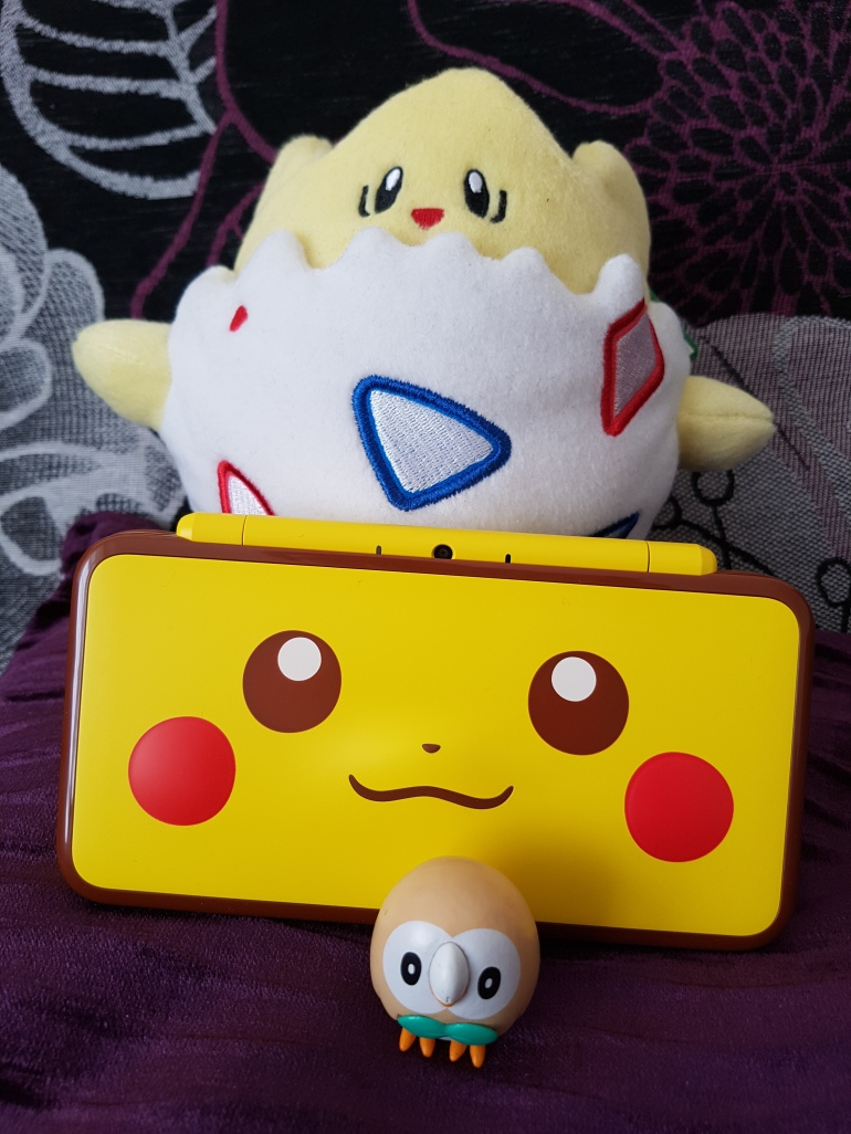 A Pokémon collection