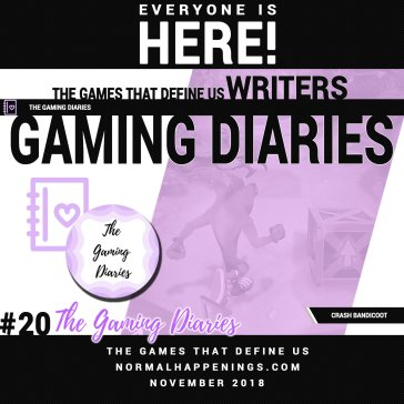 Normal Happenings - The Games That Define Us