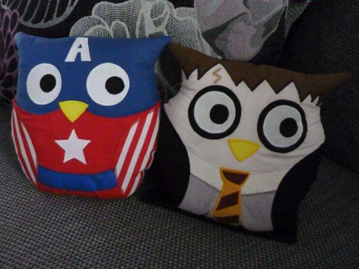 Super Owls by Flutterby