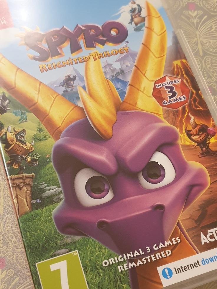 Spyro switch case