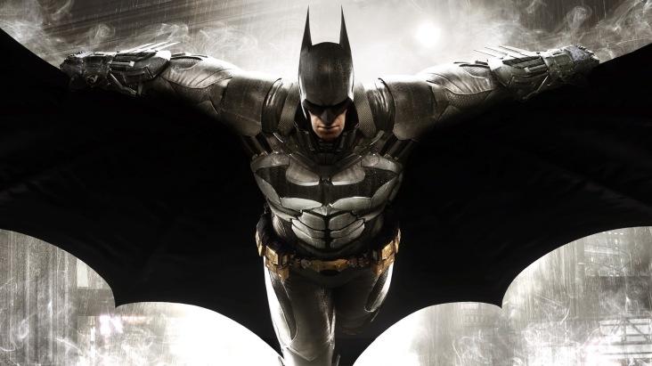 BATMAN™: ARKHAM KNIGHT opening