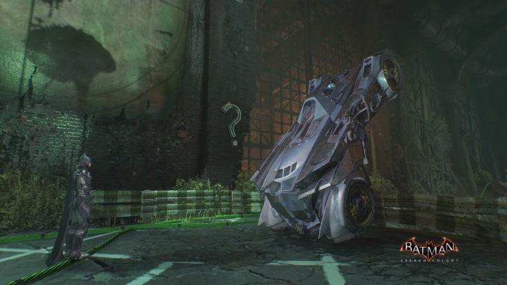 BATMAN™: ARKHAM KNIGHT best parking