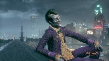 BATMAN™: ARKHAM KNIGHT joker