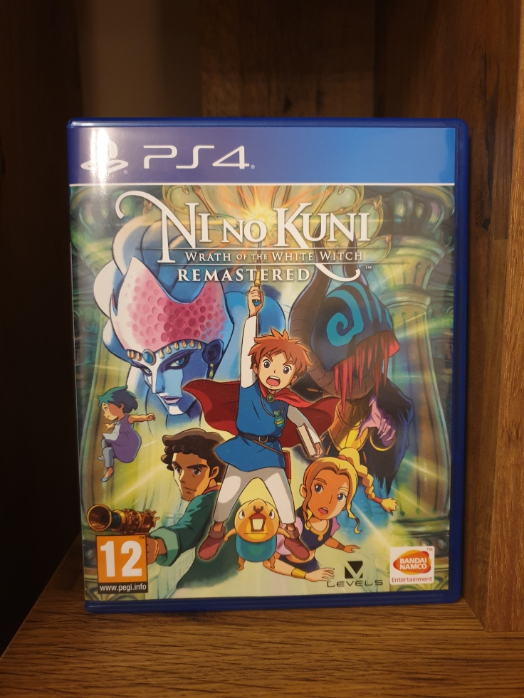 Ni No Kuni box art